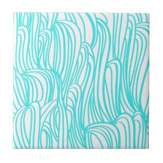 Azulejo De Cerâmica Cachoeira