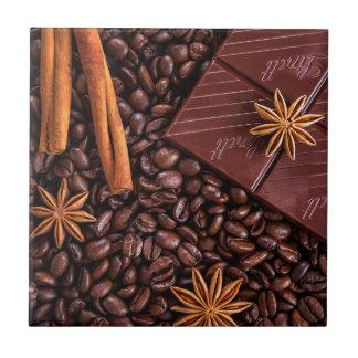 Azulejo De Cerâmica café