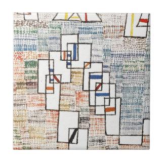 Azulejo De Cerâmica Costa de provence por Paul Klee