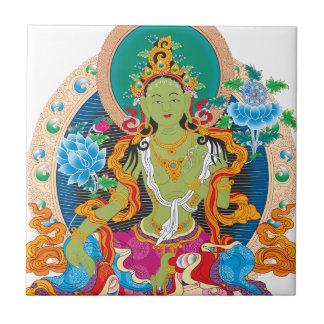 Azulejo De Cerâmica Deusa