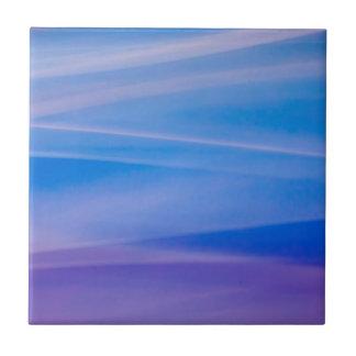 Azulejo De Cerâmica Fugas claras da cor do abstrato da pintura