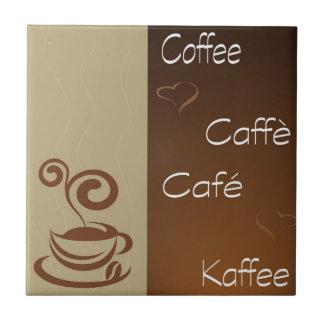 Azulejo De Cerâmica hora do café