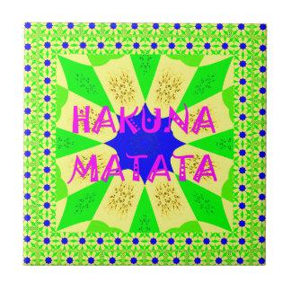 Azulejo De Cerâmica O design surpreendente bonito o mais atrasado Colo