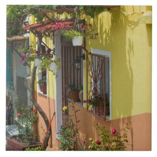 Azulejo De Cerâmica PISCINA, ilhas do Egeu do nordeste, LESVOS