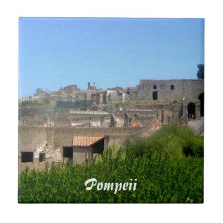 Azulejo De Cerâmica Pompeii Italia