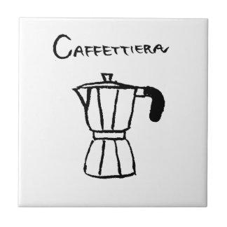 Azulejo do CAFÉ de CAFFETTIERA