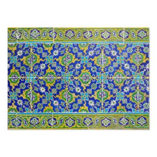 azulejo do iznik convite