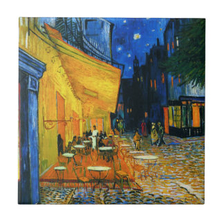 Azulejo do terraço de Van Gogh Café