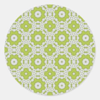 azulejo do verde limão adesivo