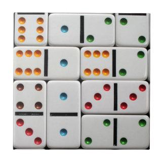 Azulejo dos dominós