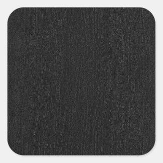 azulejo-etiqueta-preto-sulcos adesivo em forma quadrada