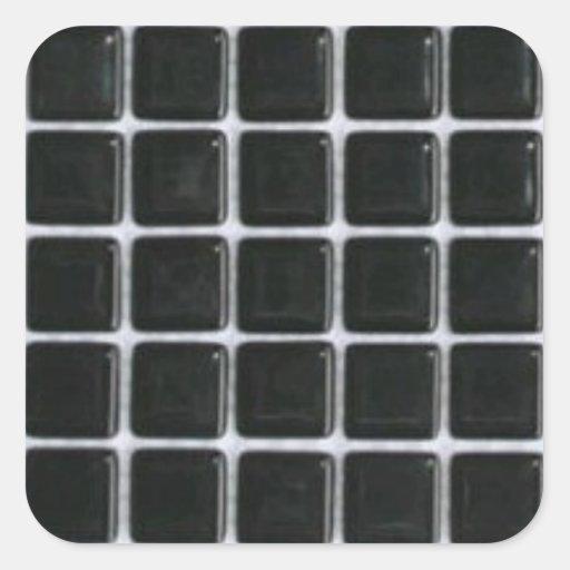 azulejo-etiqueta-preto-vidro-quadrados adesivos