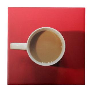 Azulejo feito sob encomenda do café