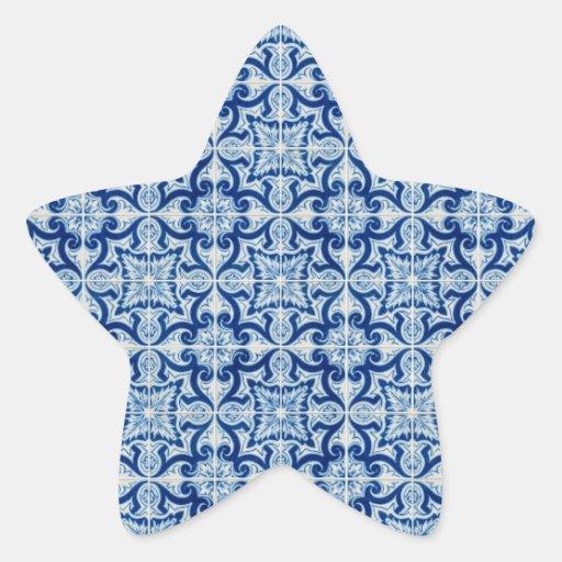 Azulejos Adesivos Estrelas
