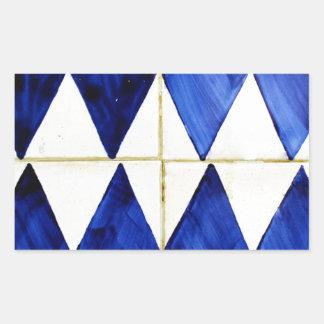 Azulejos Autocolantes Em Formato Retangulares