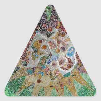 Azulejos Adesivo Triangular