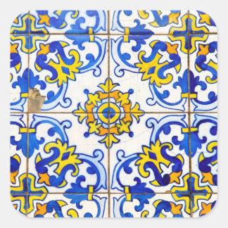 Azulejos de Azulejos Adesivo Quadrado