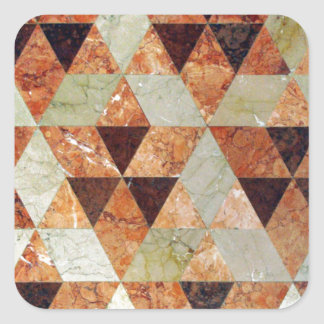 Azulejos de mármore adesivo quadrado