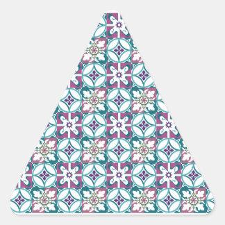 Azulejos Imperiais Adesivos Em Forma De Triângulo