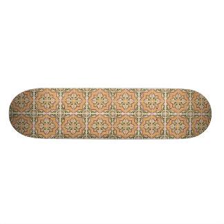 Azulejos Shape De Skate 20,6cm