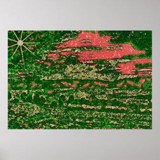 b229 Landscape-mod-pastel2b-copy Poster