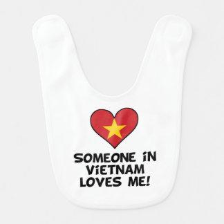 Babador Alguém em Vietnam ama-me