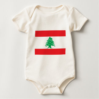 Babador Baixo custo! Bandeira de Líbano
