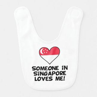 Babador De Bebe Alguém em Singapore ama-me