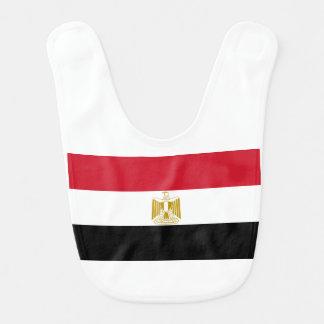 Babador De Bebe Bandeira de Egipto