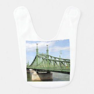 Babador De Bebe Ponte da liberdade, Budapest, Hungria