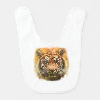 Babador De Bebe Tigre