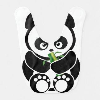 Babador do bebê de Panda® do amor