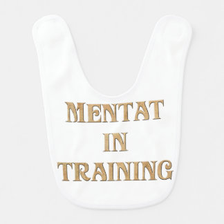 Babador Infantil Duna Mentat no treinamento