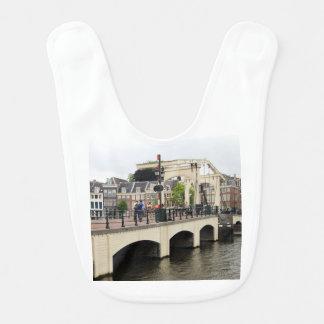 Babador Infantil Ponte magro, Amsterdão, Holland