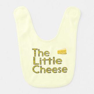 Babador Infantil Pouco queijo