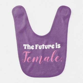 Babador o futuro é fêmea