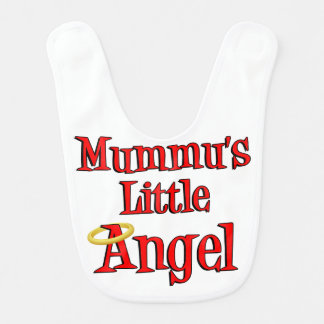 Babador pequeno do anjo de Mummu