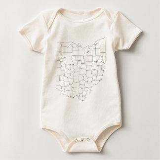 Babadores Condados de Ohio
