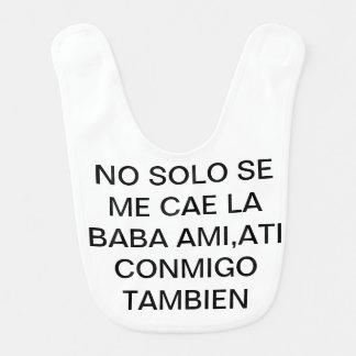 Babero Babadores Infantis