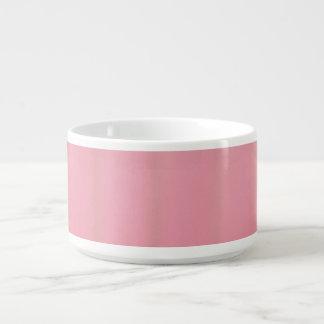 """""""Bacia do pimentão da limonada cor-de-rosa"""" Chili Bowl"""