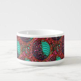 Bacia do pimentão da porcelana de Le Liza Design Chili Bowl