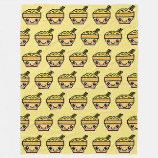 Bacia TP do macarronete de Kawaii de oito bocados Cobertor De Velo