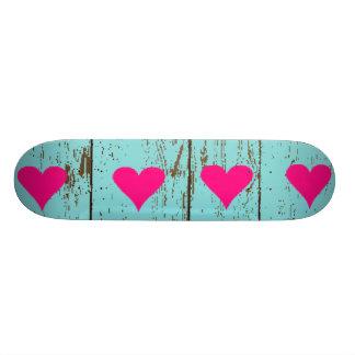 backgroundjham shape de skate 18,4cm