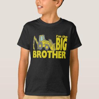 Backhoe do big brother camisetas