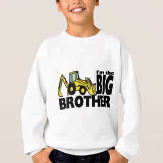 Backhoe do big brother t-shirt
