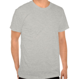 badass americanos pela escolha camiseta