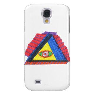 Badass Illuminati Galaxy S4 Cover