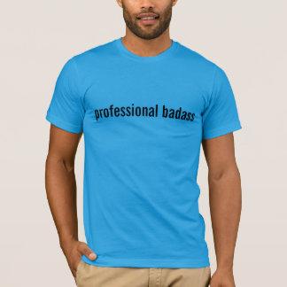 badass profissionais tshirt