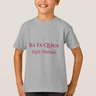 Bafaquan - magenta tshirts