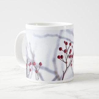 Bagas do inverno jumbo mug